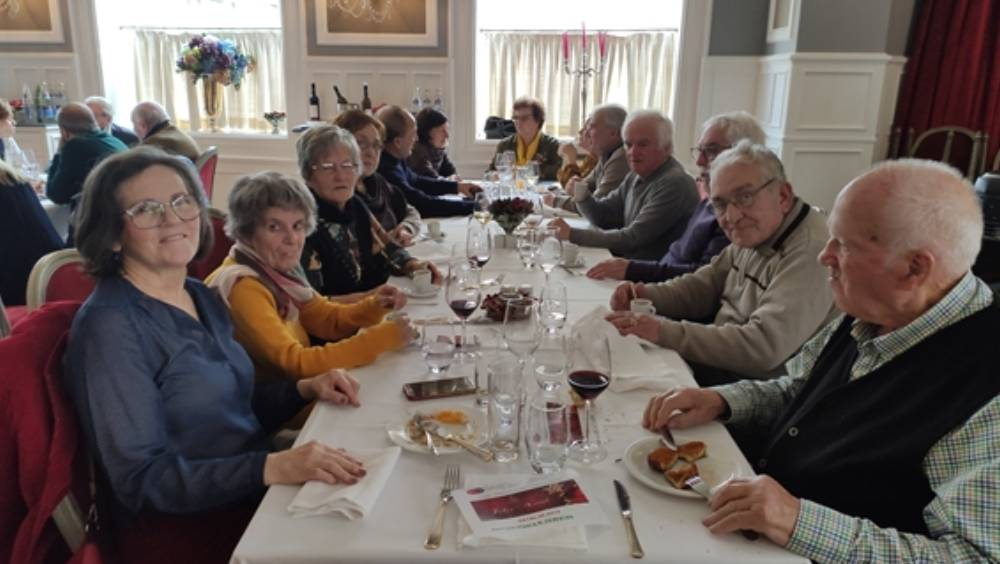 Almoço de Natal da Delegação do Porto